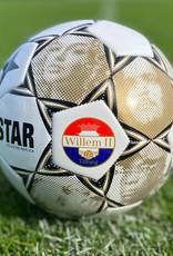 Willem II Replica Derbystar bal met Willem II logo