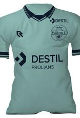 Shirtkussen Willem II - Uit 2020/2021