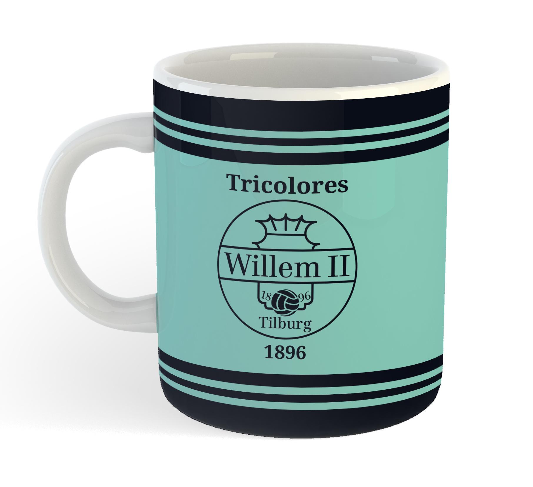 Willem II mok Mint
