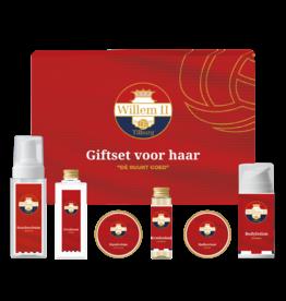 """Willem II Giftbox voor haar """"Dè ruukt goed"""""""