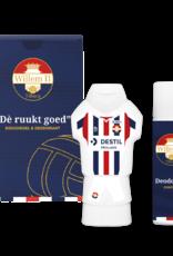 "Willem II Giftset ""Dè ruukt goed"""