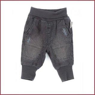 Sigikid Baby jeans Nordic Adventure Bear - Grijs