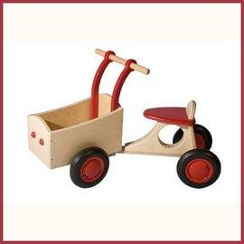 Van Dijk Toys Houten Bakfiets