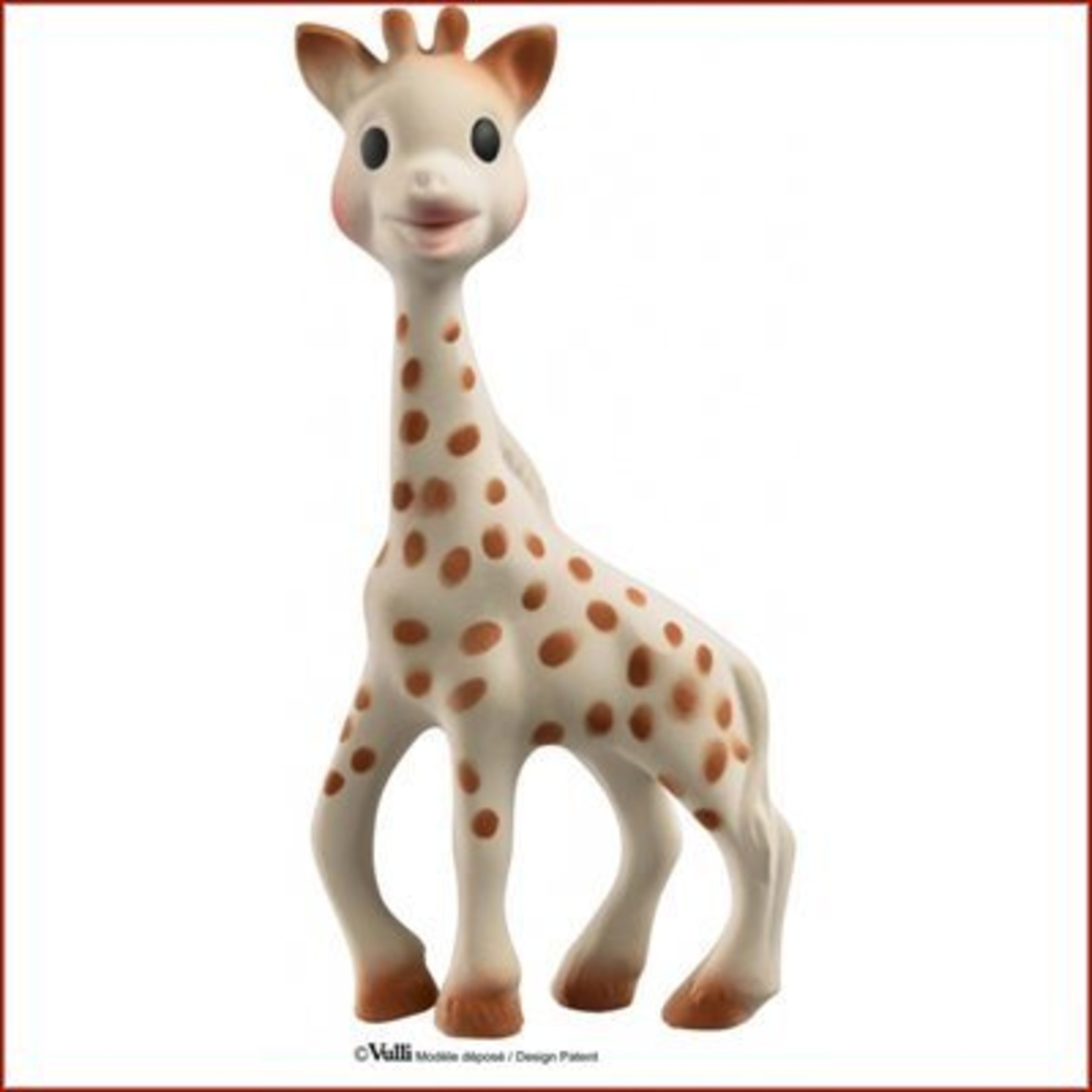 Sophie de Giraf Sophie de Giraf in witte geschenkdoos