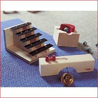 Haba Knikkerbaan Xylofoon