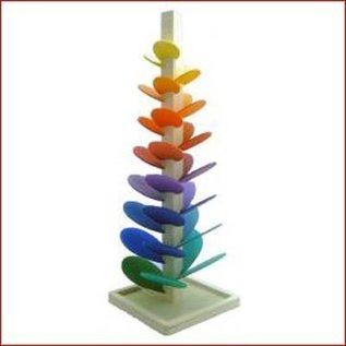 De Noest Regenboog knikkertoren klein