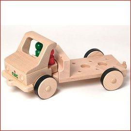 Nic Houten Vrachtauto Groot