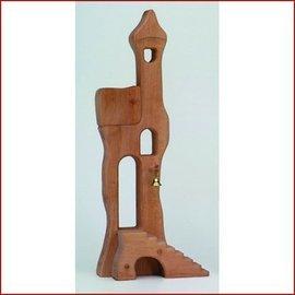 Ostheimer houten Kasteeltoren met Trap