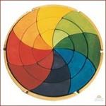 Grimm's Legpuzzel Goethes kleurencirkel