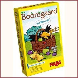 Haba Spel - Boomgaard: het memospel