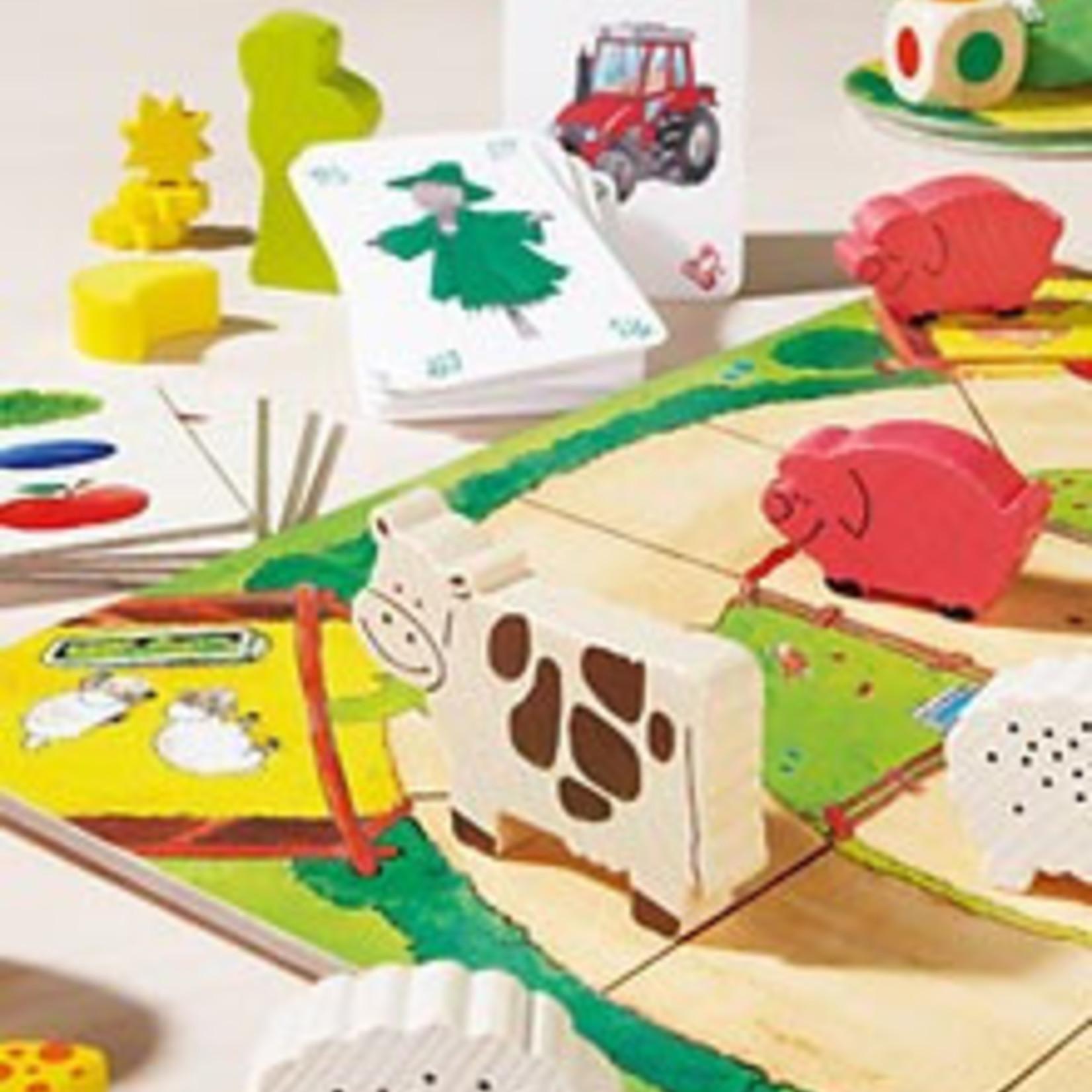 Haba Mijn eerste spelletjesdoos, De grote spelletjesverzameling