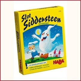 Haba Kaartspel Slot sidderstein
