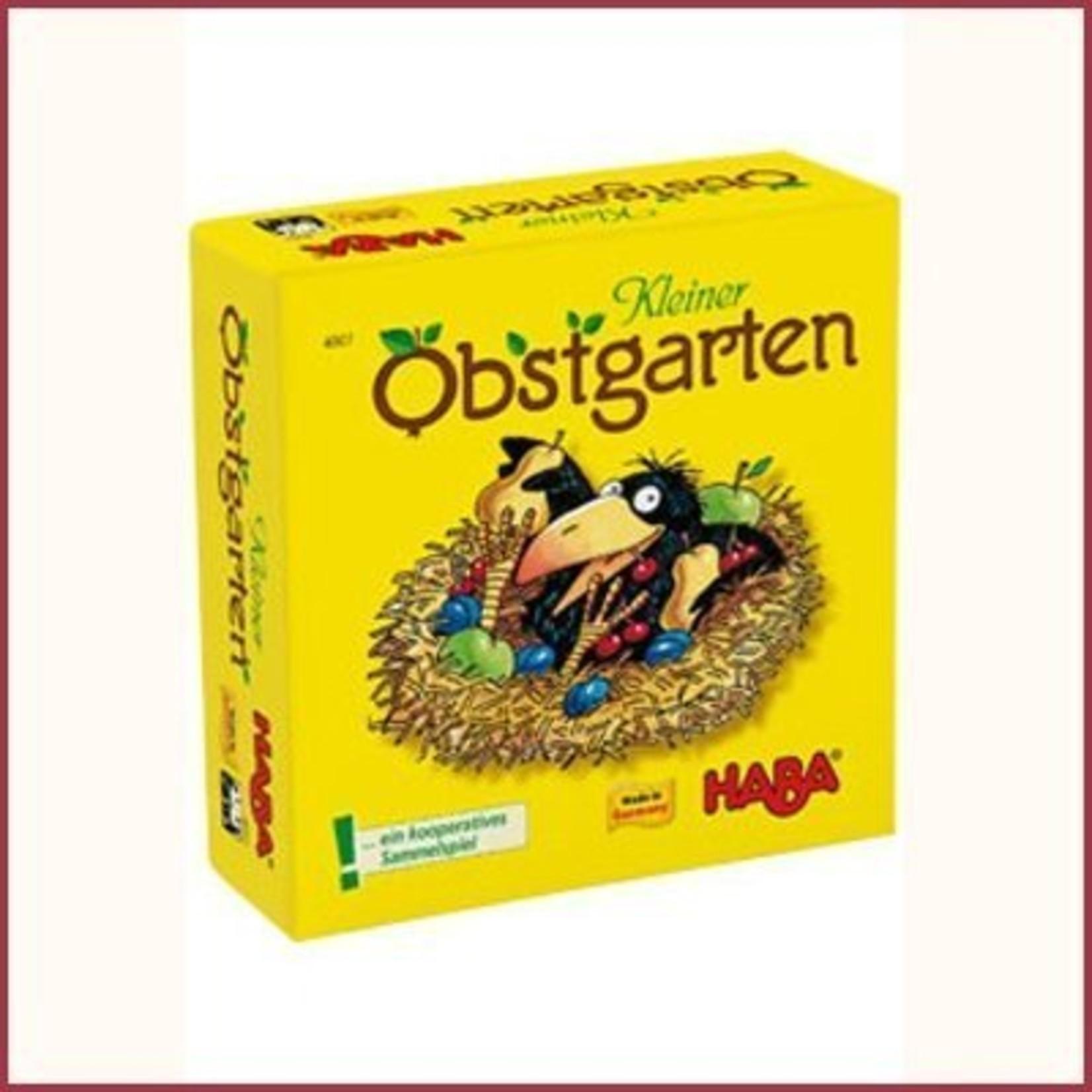Haba Spel - Kleine boomgaard