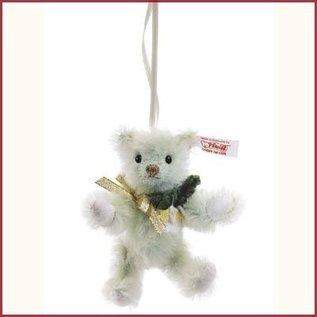 Steiff Ornament Kerstroos Teddybeer