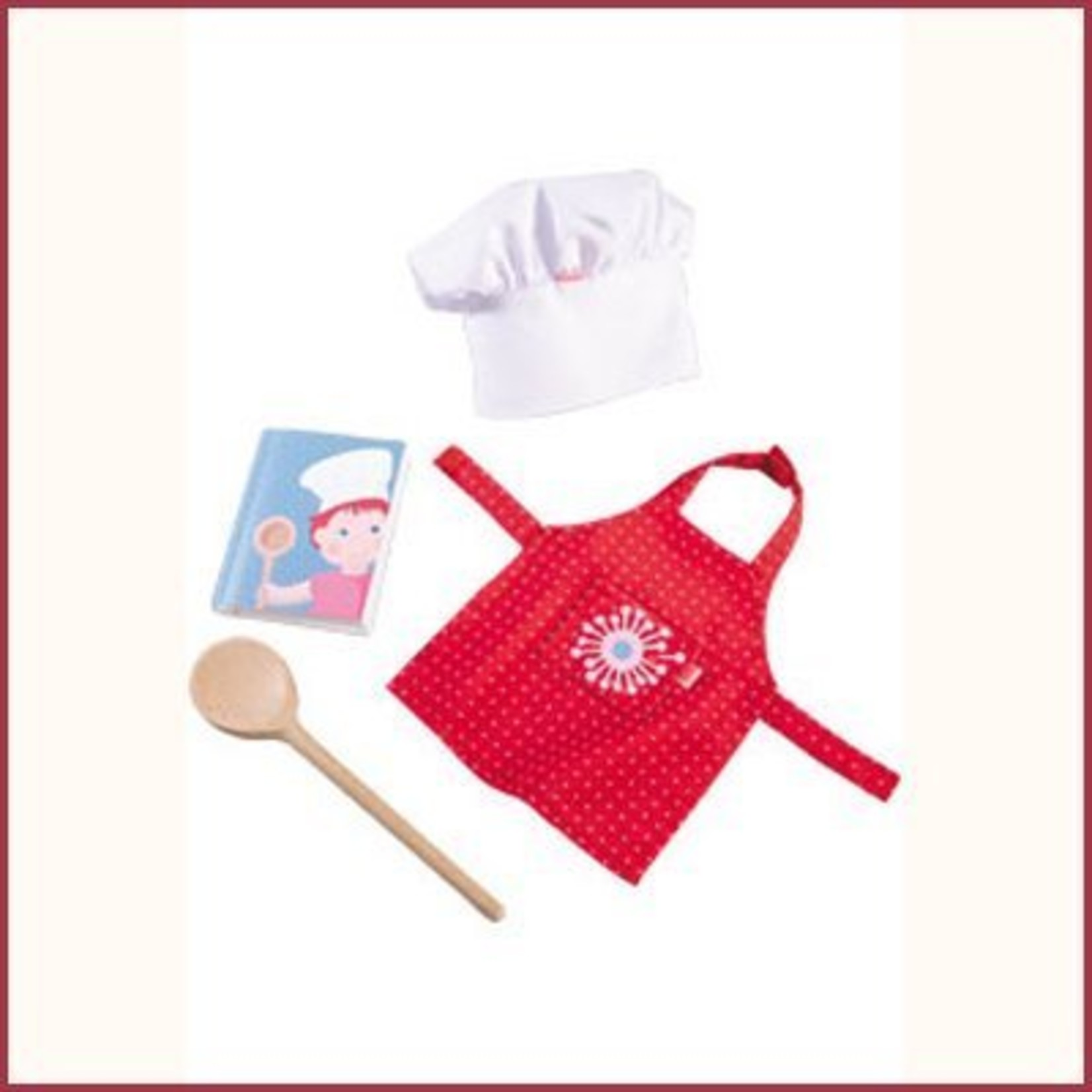 Haba Lilli in de keuken - schort