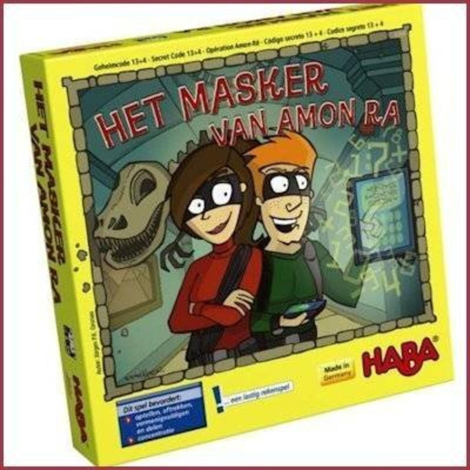 Haba Spel - Het masker van Amon Ra