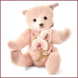 Steiff Laelia Teddybeer Mohair roze 2013