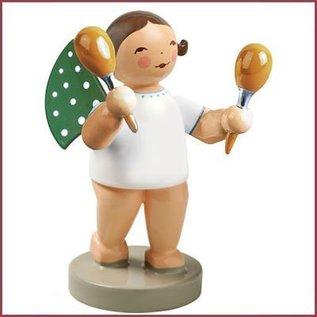 Wendt & Kühn Grunhainichense Engel met samba ballen