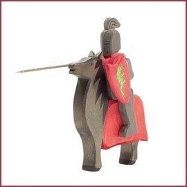 Ostheimer Zwarte ridder met paard