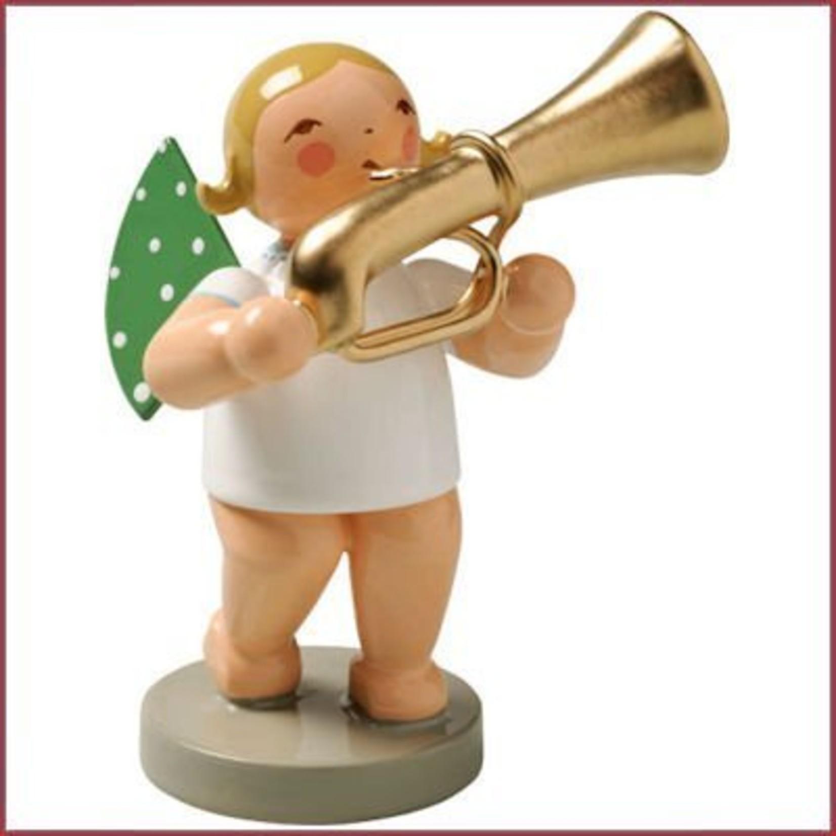 Wendt & Kühn Grunhainichense Engel met tuba