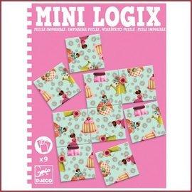 Djeco Mini Logix - Onmogelijke puzzel Prinsessen