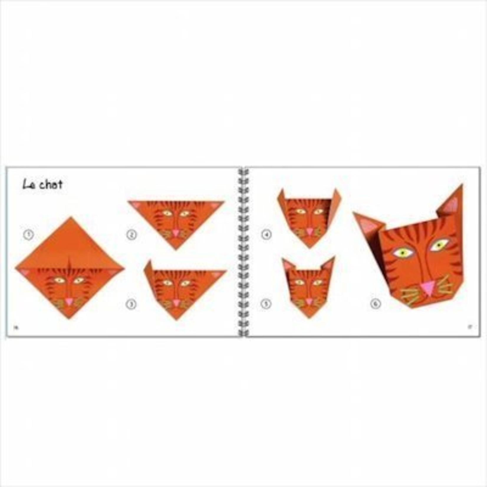 Djeco Knutselset Origami Dieren