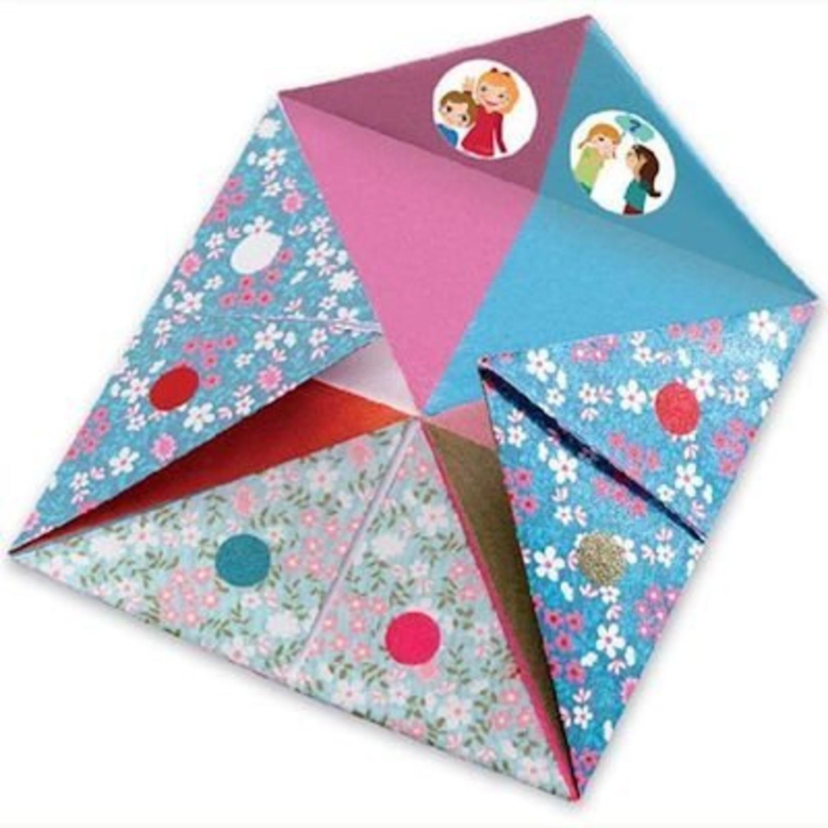 Djeco Knutselset Origami Peper en Zoutvaatje
