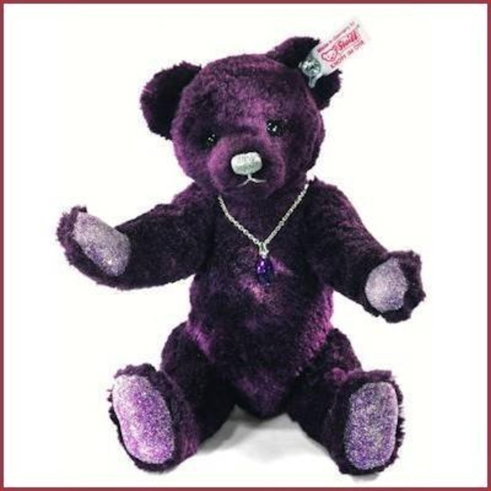 Steiff Amethyst Teddybeer