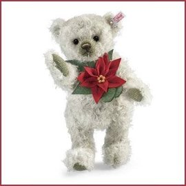Steiff Poinsettia Teddybeer