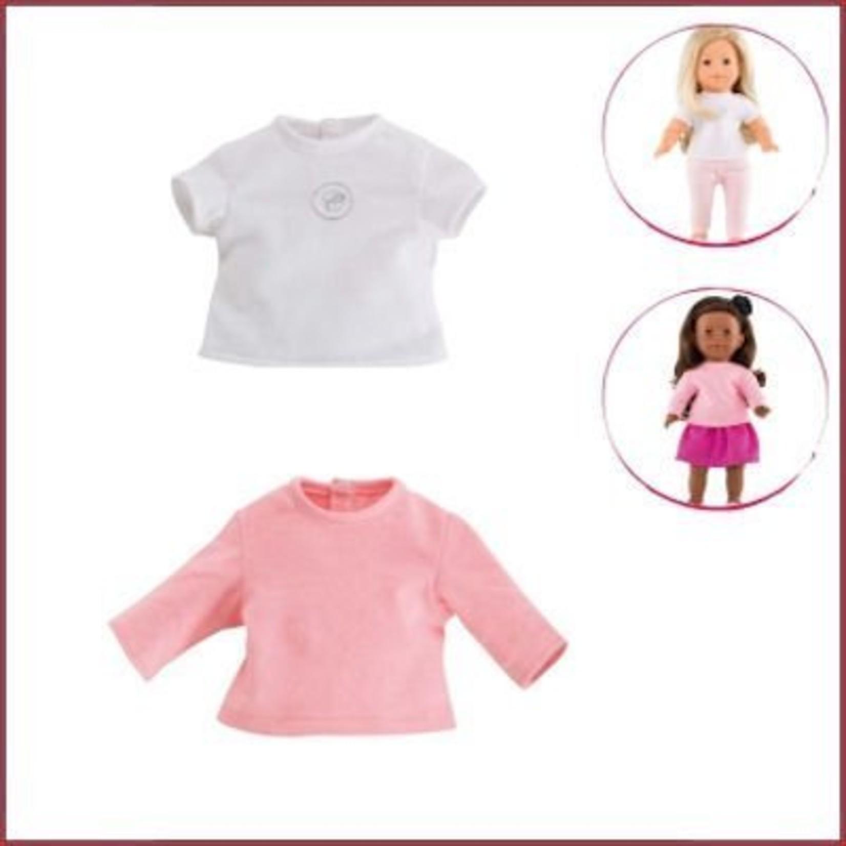 Corolle Set van 2 shirtjes voor Ma Corolle poppen (36 cm)