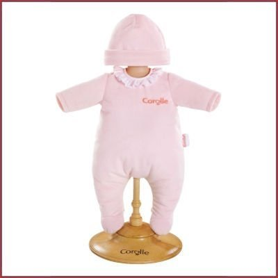 256c52e088a Corolle Roze pyjama setje (30 cm) - Baboffel - De kinder- en ...