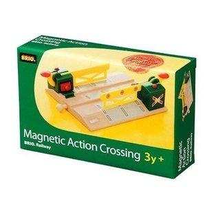 Brio Magnetische actie Overweg