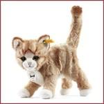 Steiff Knuffel Mizzy kat