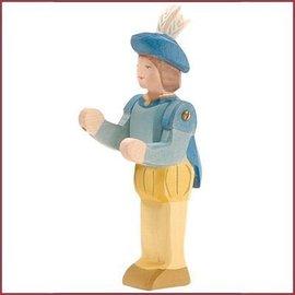 Ostheimer houten figuurtje Kroonprins