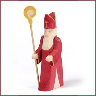 Ostheimer Sinterklaas met staf