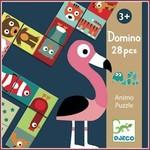 Djeco Dierenpuzzel - Domino