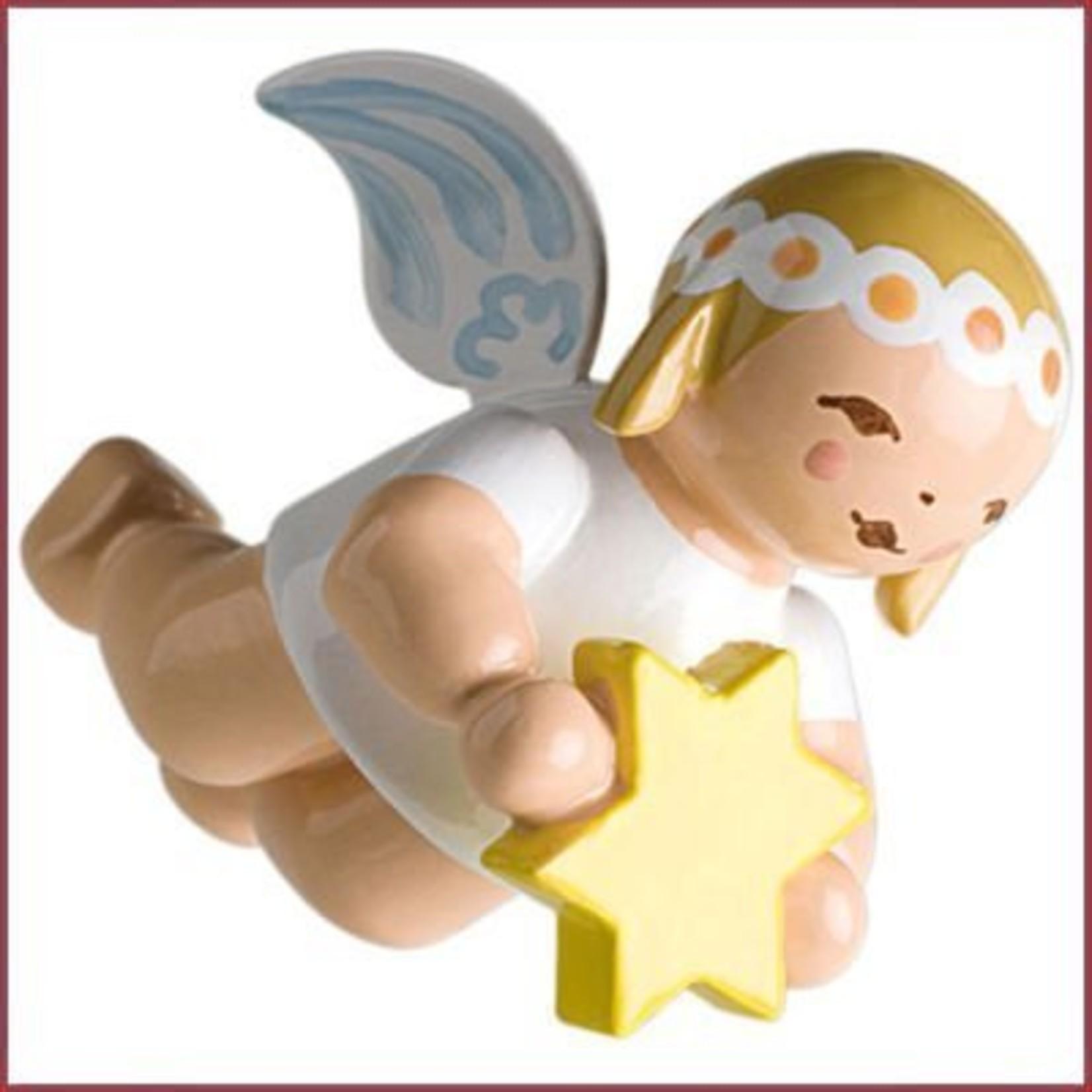Wendt & Kühn Kleine, zwevende Engel met ster