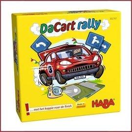 Haba Spel - DaCart rally