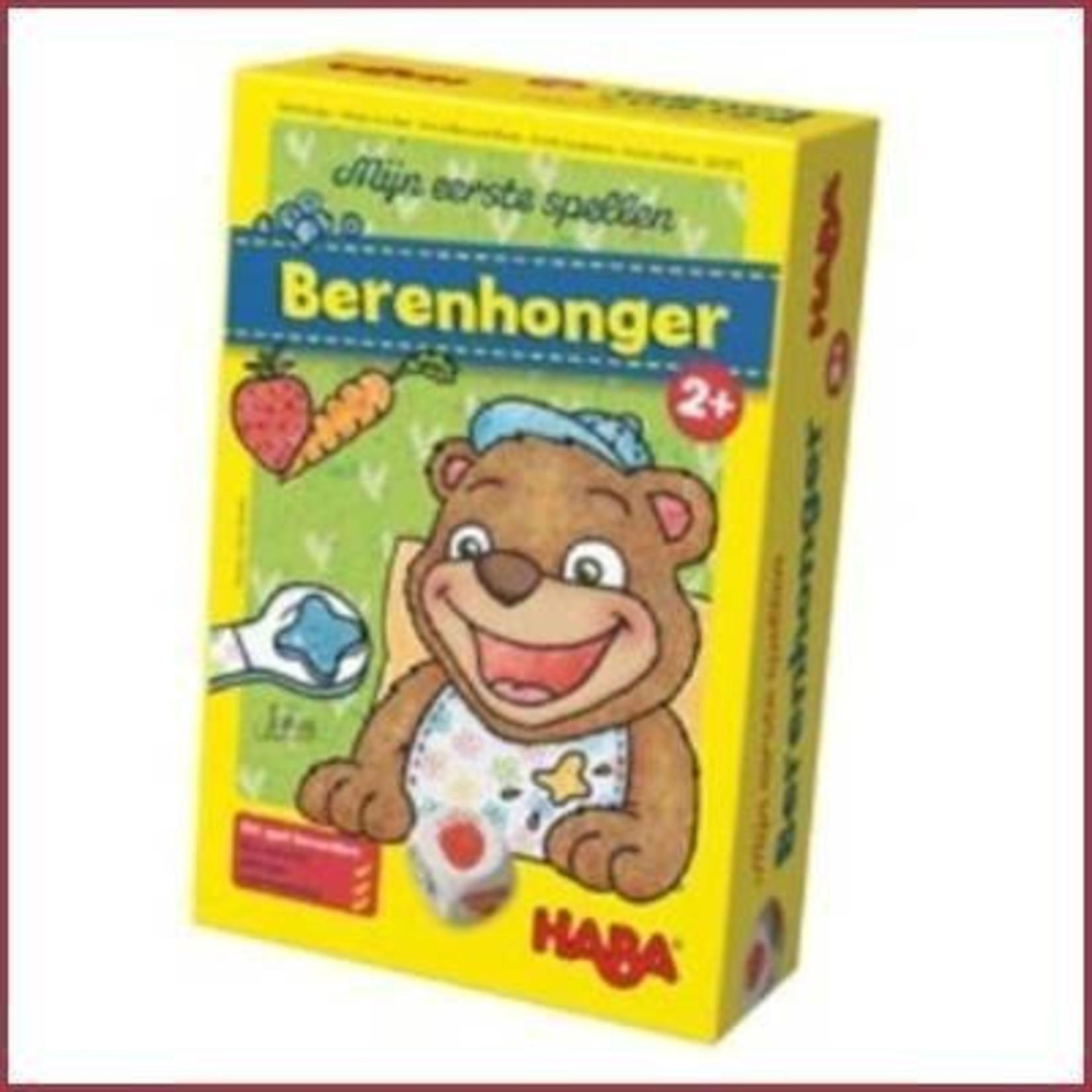 Haba Mijn eerste spel - Berenhonger