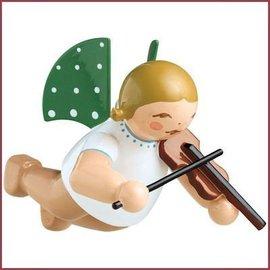 Wendt & Kühn Zwevende Grunhainichense Engel met viool