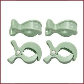Lodger Swaddler clips - Leaf