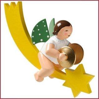 Wendt & Kühn Grunhainichense Engel op staartkomeet met bekkens
