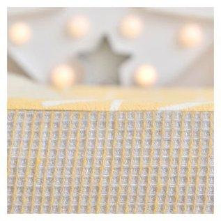 Lodger Changer aankleedkussenhoes Honeycomb - Spring