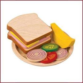 Plantoys Sandwich meal