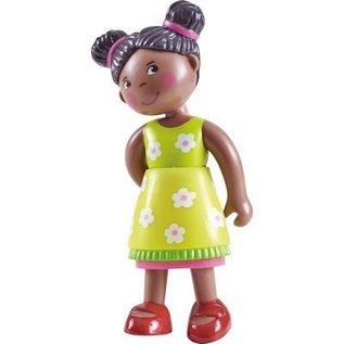 Haba Little Friends buigbaar poppenhuispopje Naomi