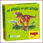Haba Spel - De dino's op het spoor