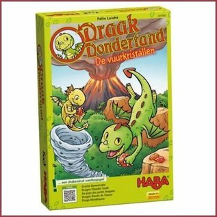 Haba Spel - Draak Dondertand
