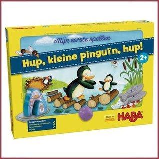 Haba Mijn eerste spel - Hup, kleine pinguin, hup!
