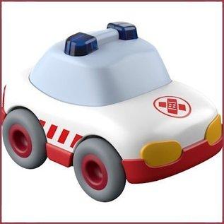 Haba Mijn eerste knikkerbaan Rollebollen - Ambulance