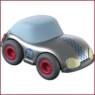 Haba Mijn eerste knikkerbaan Rollebollen - Zilveren Racewagen